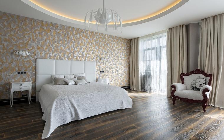 Фото № 61911 спальня  Квартира