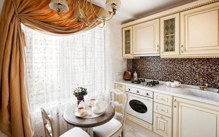 Квартира. кухня из проекта , фото №61916