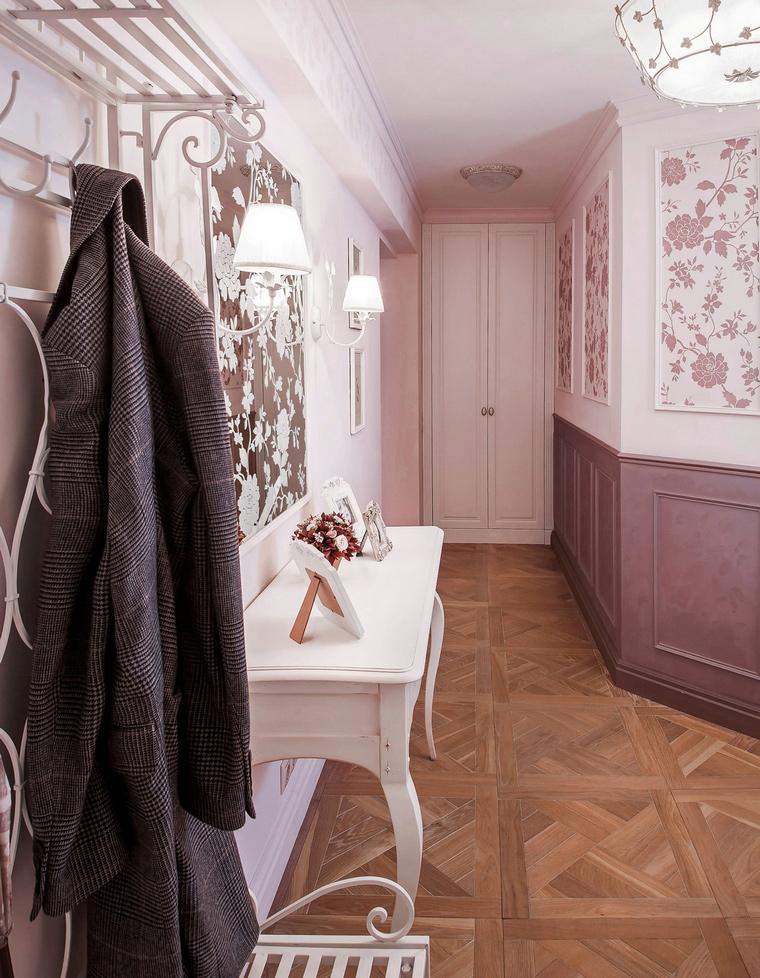 Квартира. холл из проекта , фото №61924