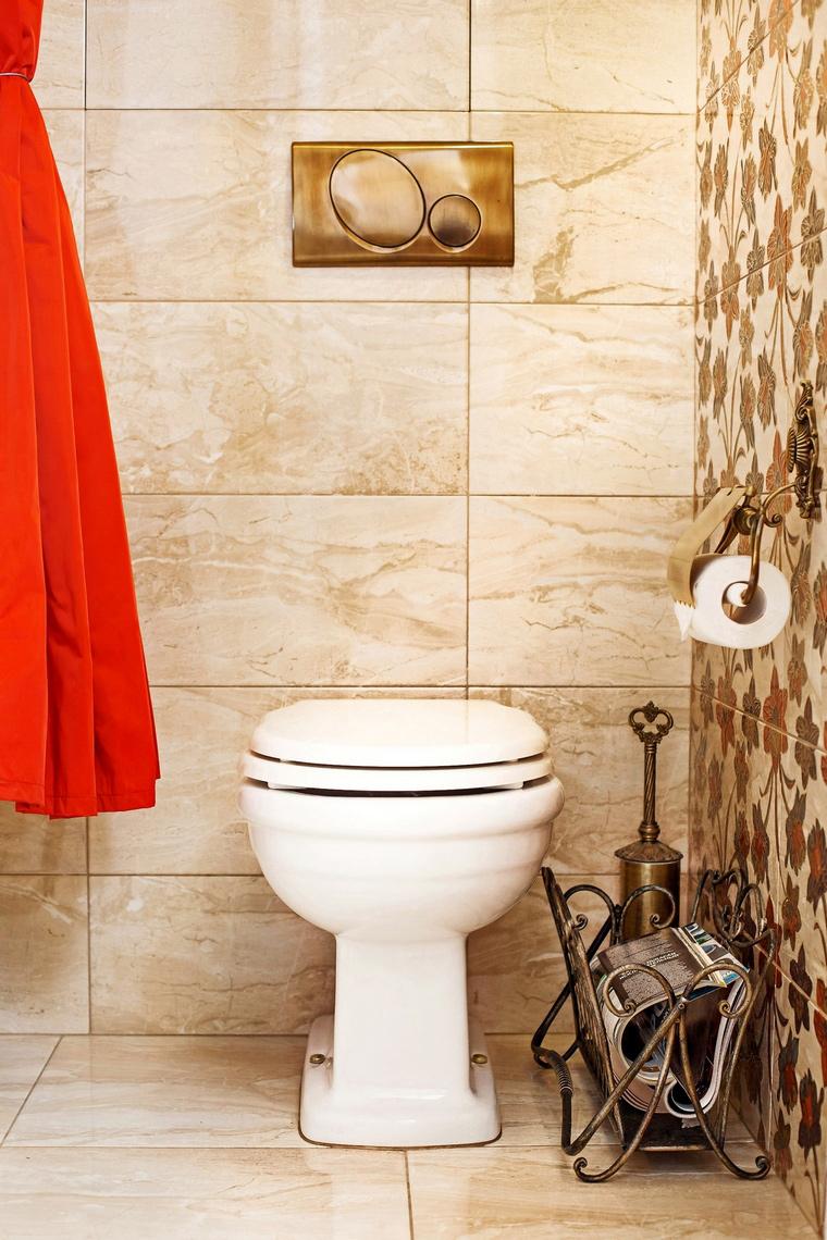 Фото № 61921 ванная  Квартира