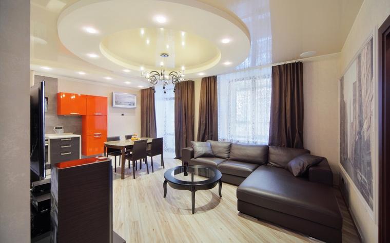 Фото № 61977 гостиная  Квартира