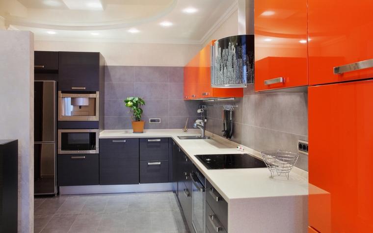 Фото № 61979 кухня  Квартира