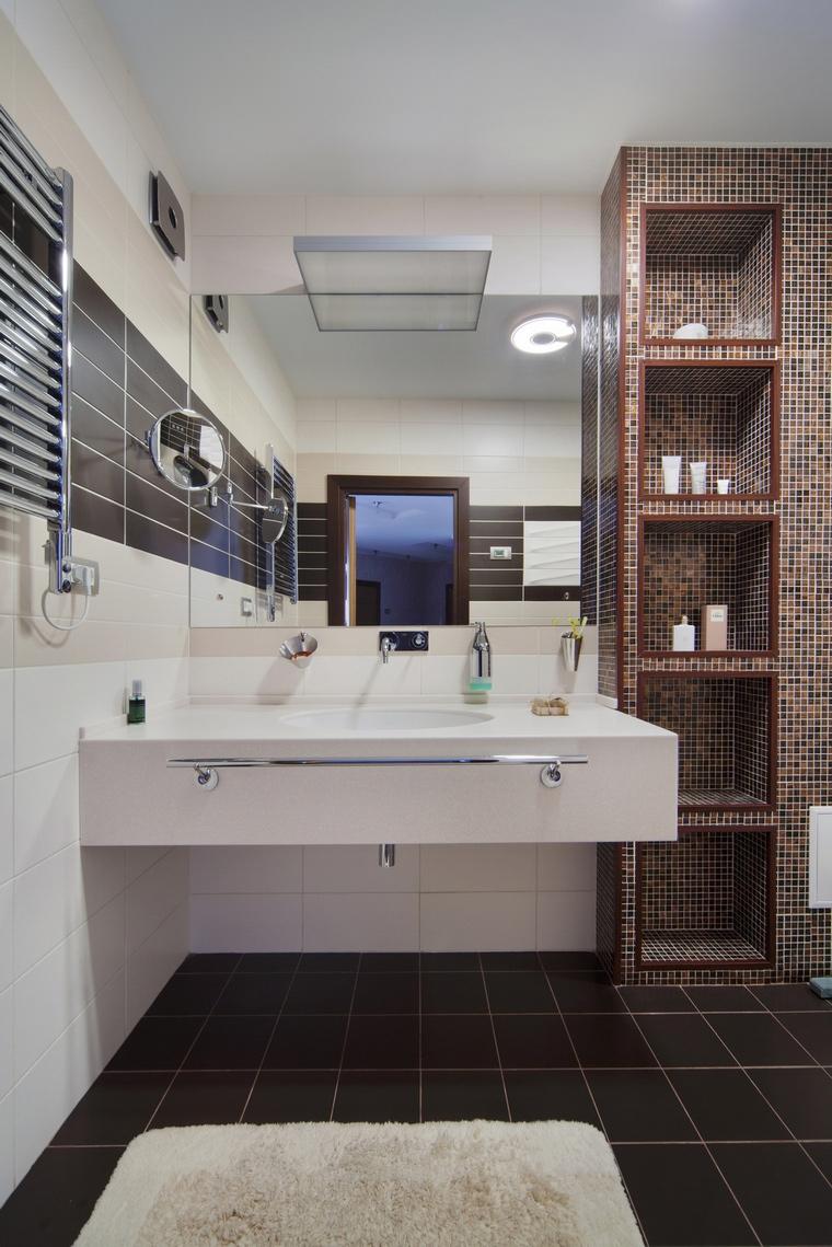 Дизайн интерьера совмещенных и узких санузлов