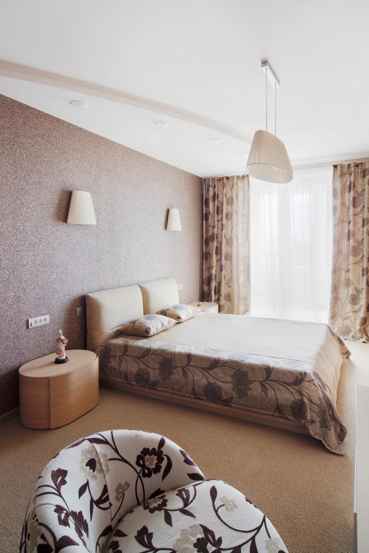 Фото № 61995 спальня  Квартира