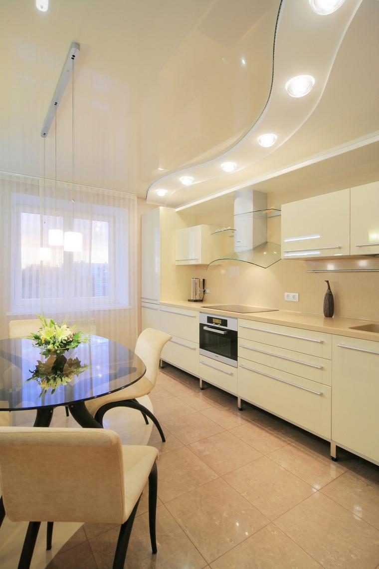 Квартира. кухня из проекта , фото №62009