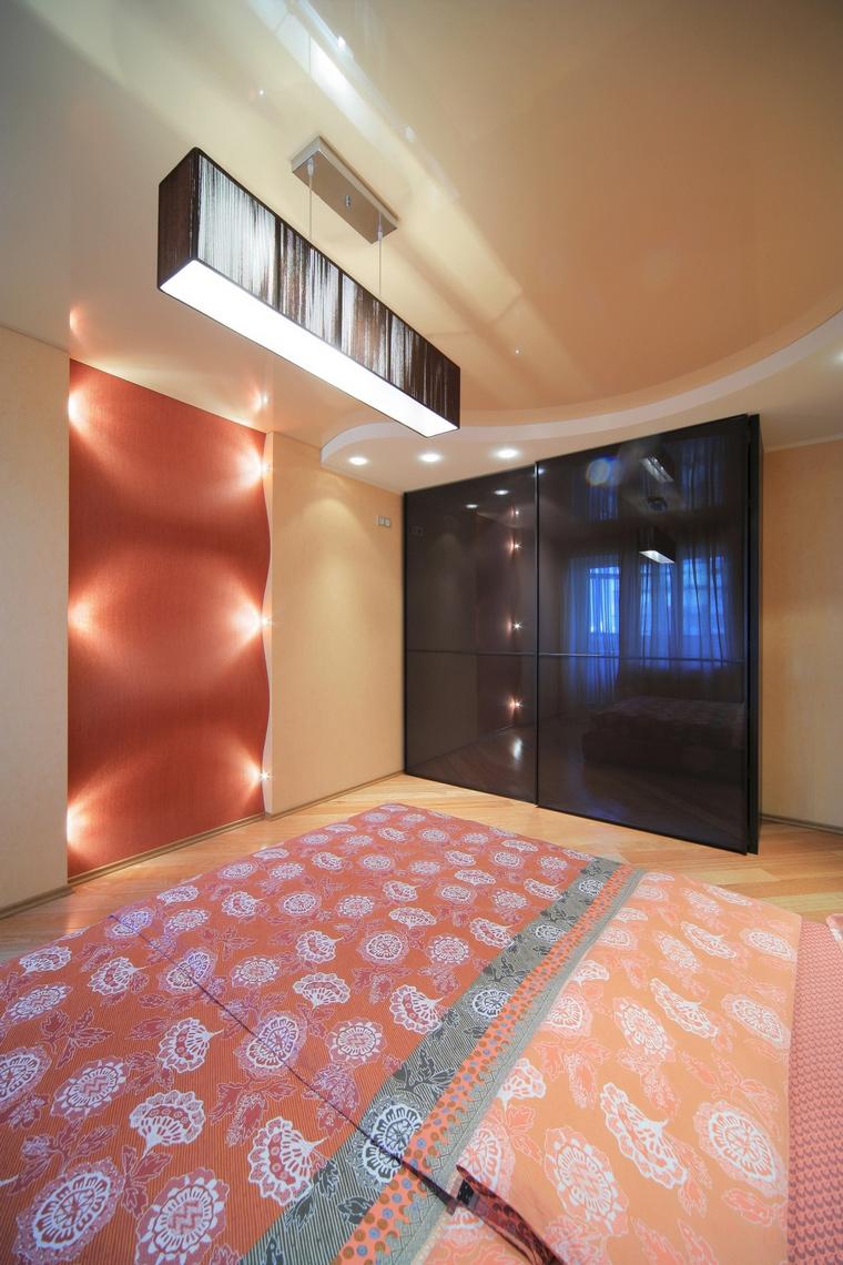 Квартира. спальня из проекта , фото №62013