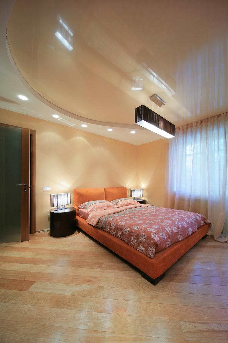 Квартира. спальня из проекта , фото №62014