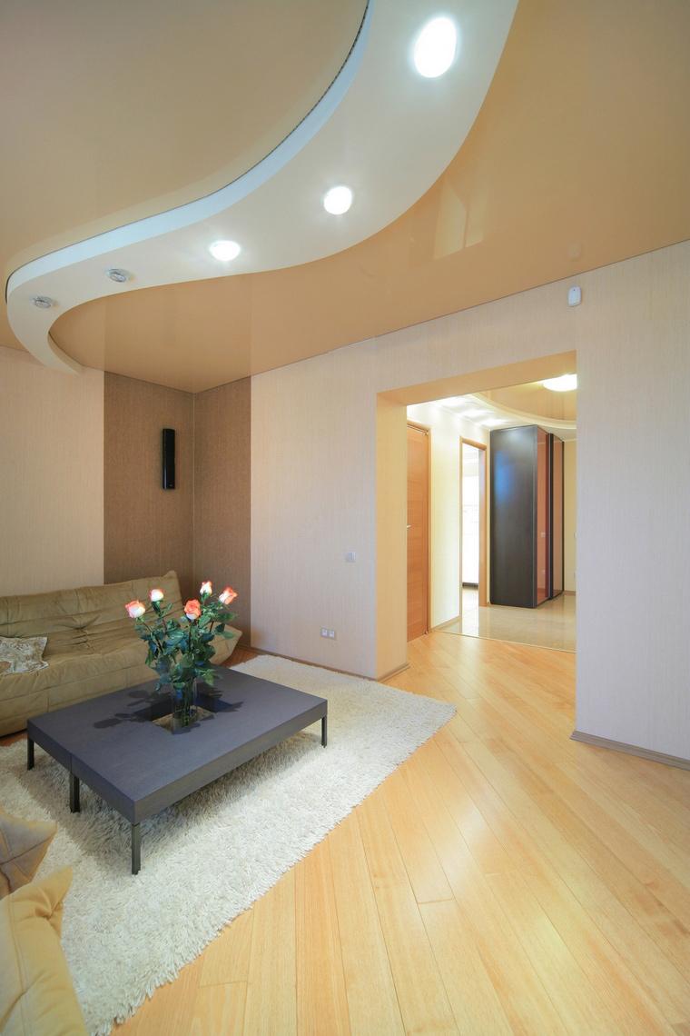 Квартира. гостиная из проекта , фото №62004