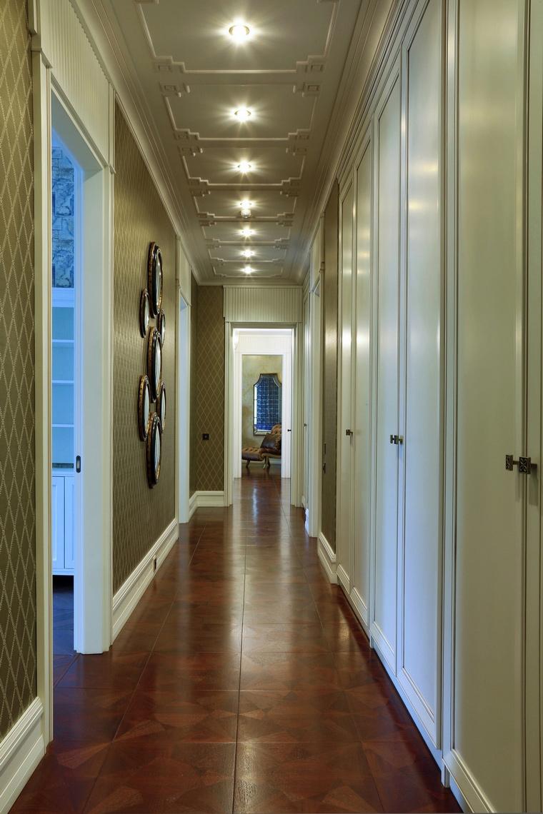 Квартира. холл из проекта , фото №62028