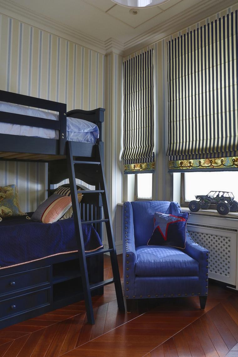 Квартира. детская из проекта , фото №62022