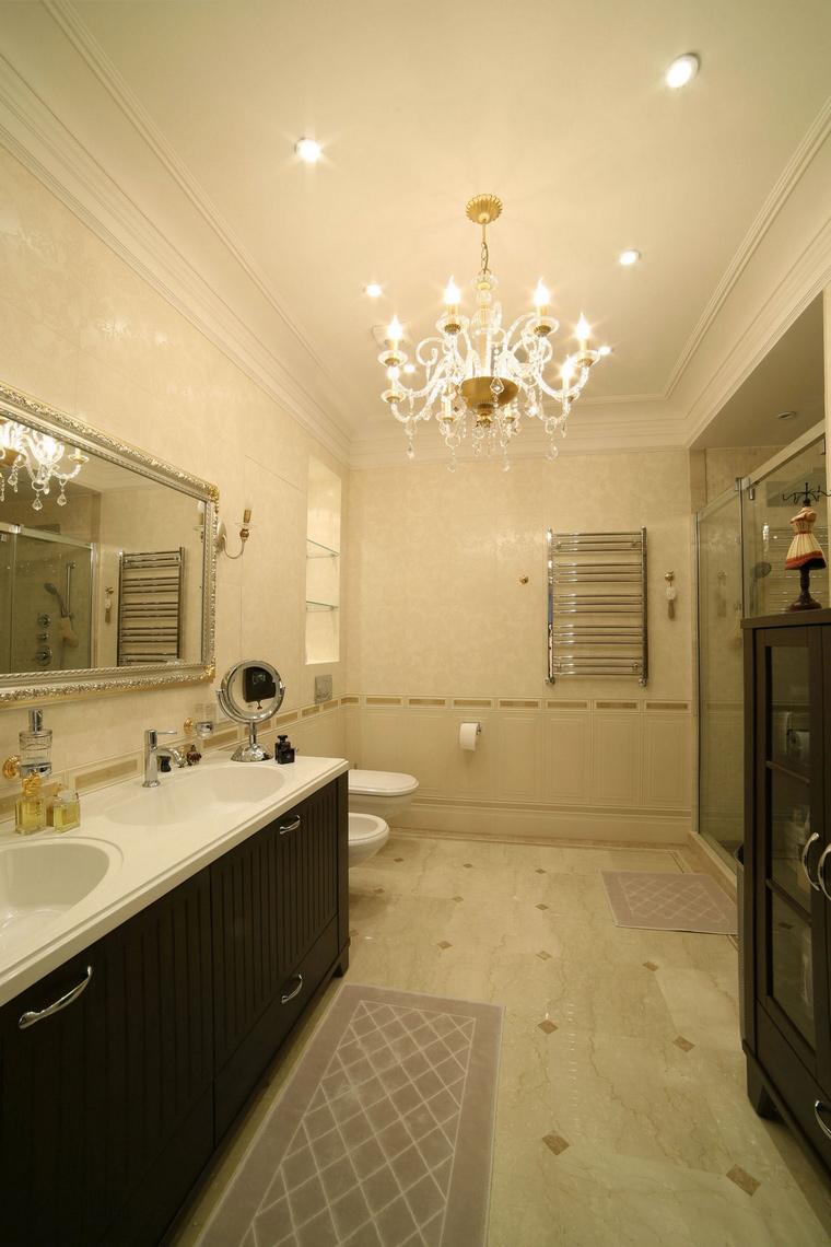 Квартира. ванная из проекта , фото №62055