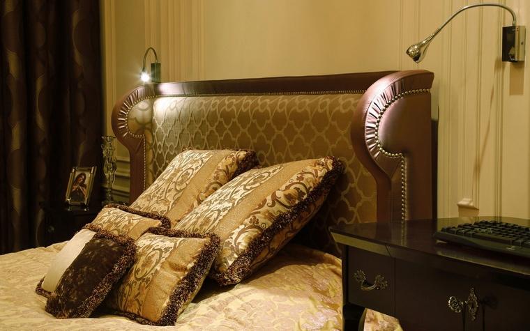 интерьер спальни - фото № 62044