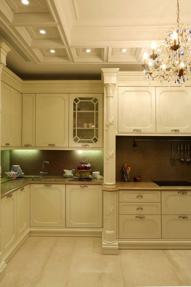 Квартира. кухня из проекта , фото №62046