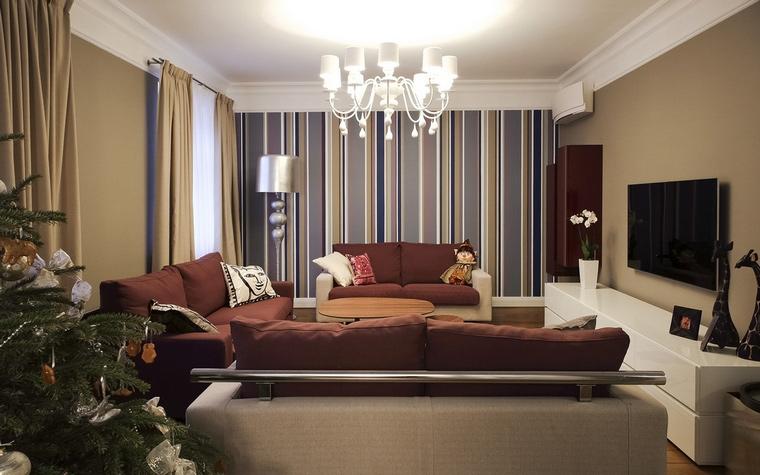 интерьер гостиной - фото № 62073