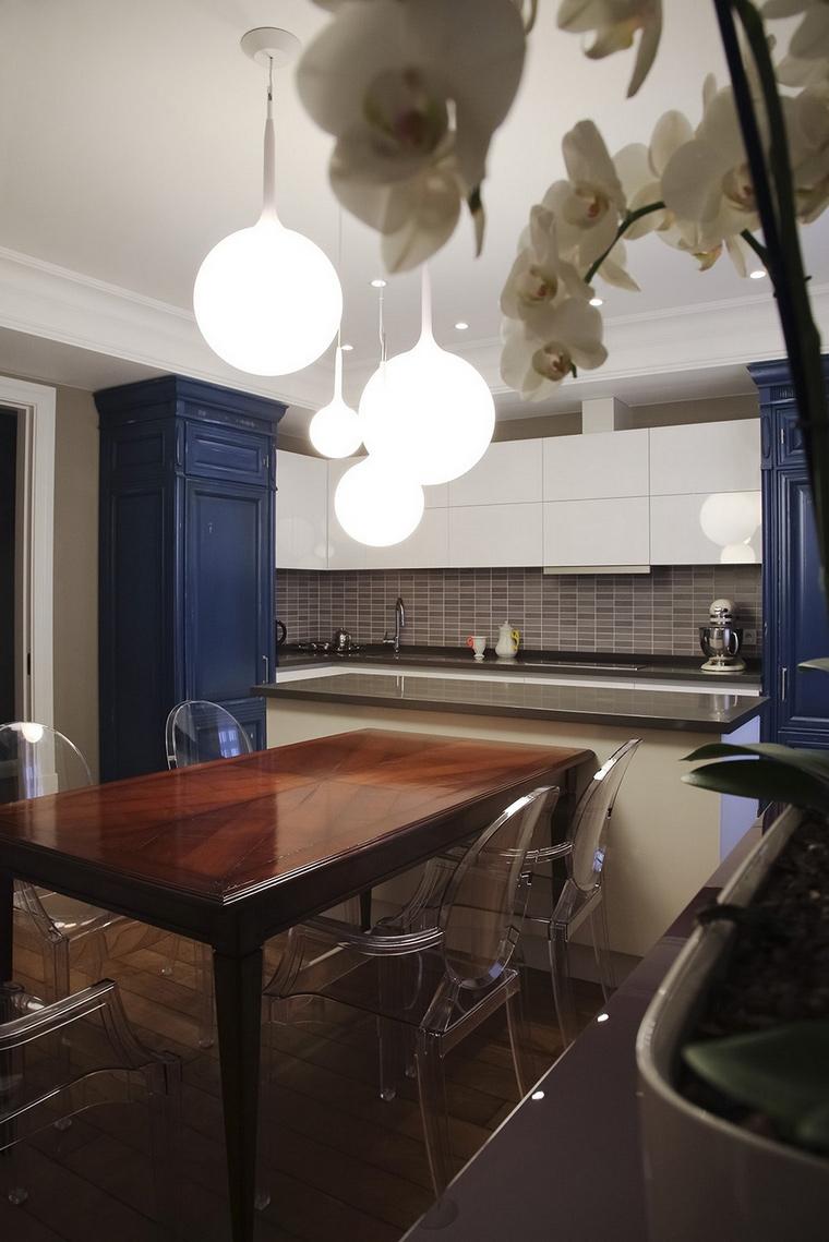 интерьер кухни - фото № 62076