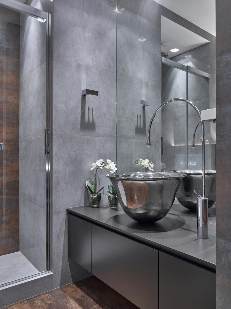 Фото № 62110 ванная  Квартира