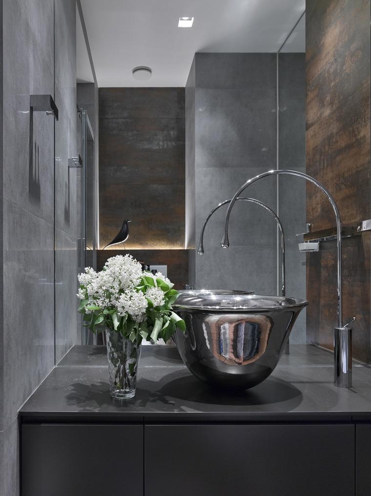 интерьер ванной - фото № 62111