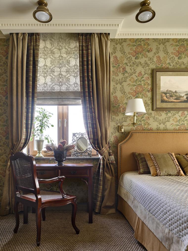 Фото № 62125 спальня  Квартира