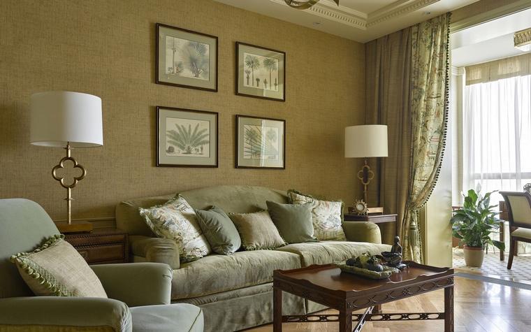 Фото № 62117 гостиная  Квартира