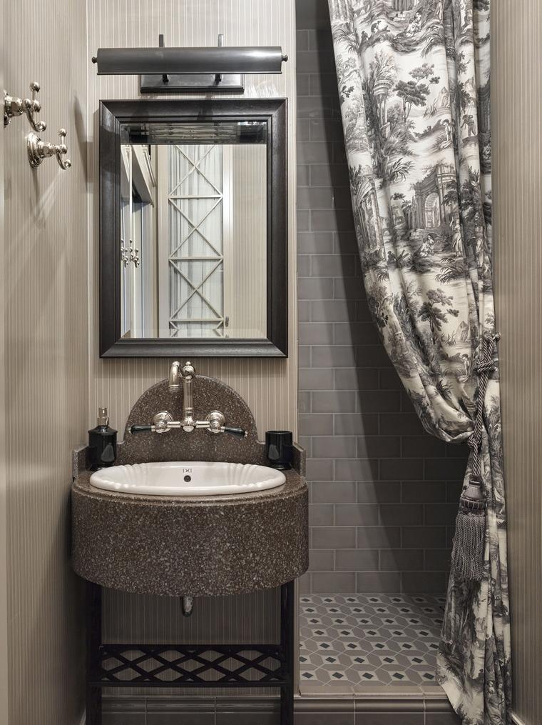 интерьер ванной - фото № 62136