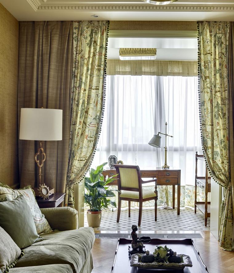 Фото № 62113 гостиная  Квартира