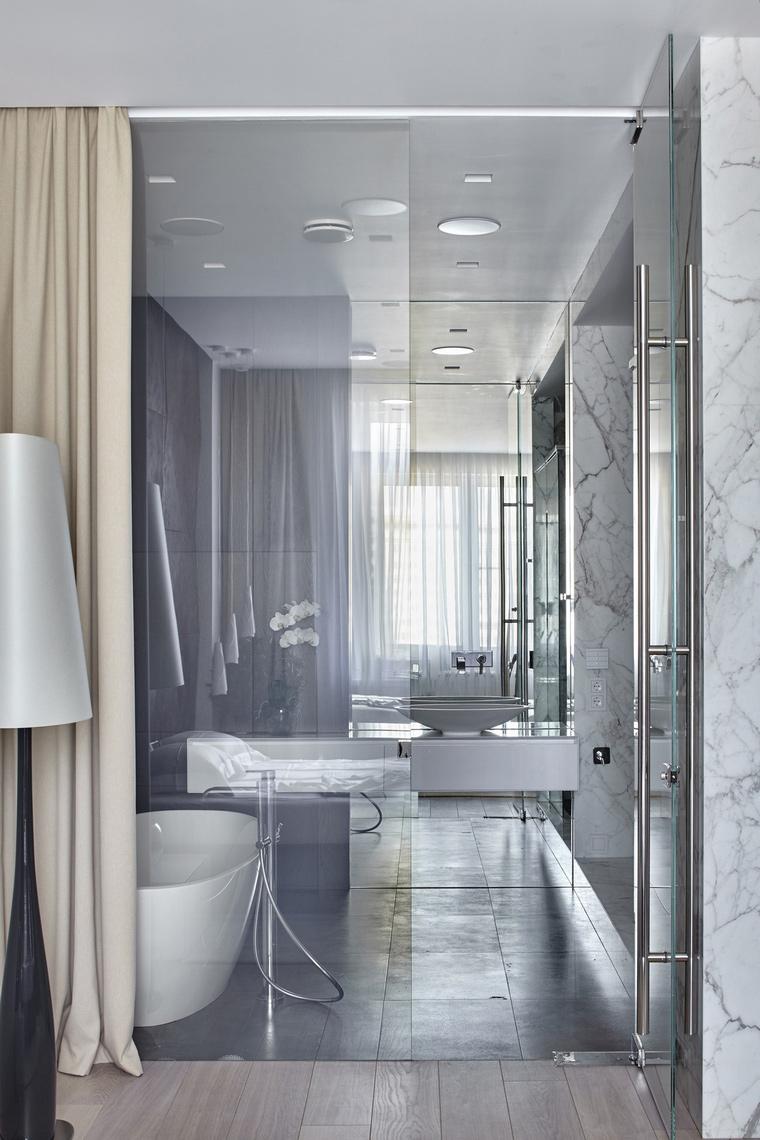Фото № 62160 ванная  Квартира