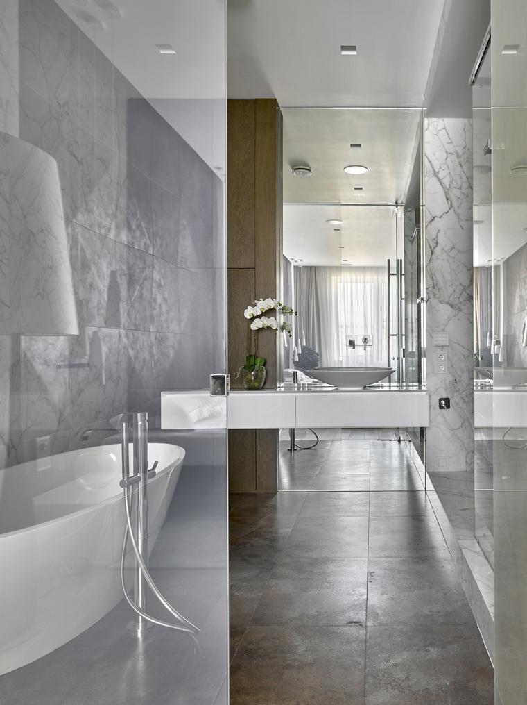 Фото № 62154 ванная  Квартира