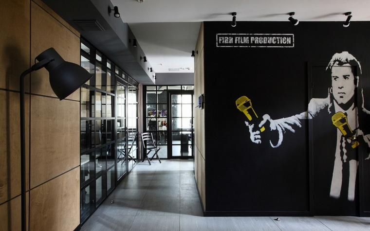 Дизайн офиса. офисы из проекта , фото №62247