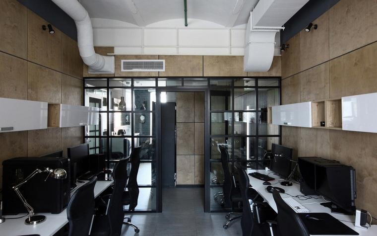 Дизайн офиса. офисы из проекта , фото №62232