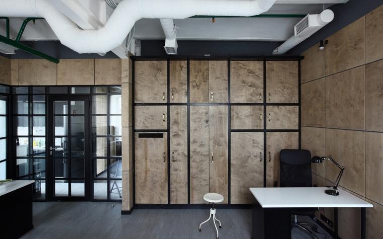 Дизайн офиса. офисы из проекта , фото №62236