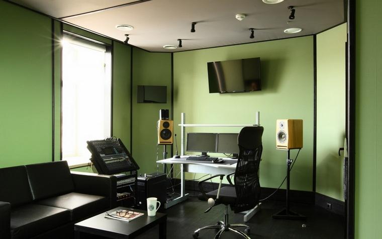 Дизайн офиса. офисы из проекта , фото №62239