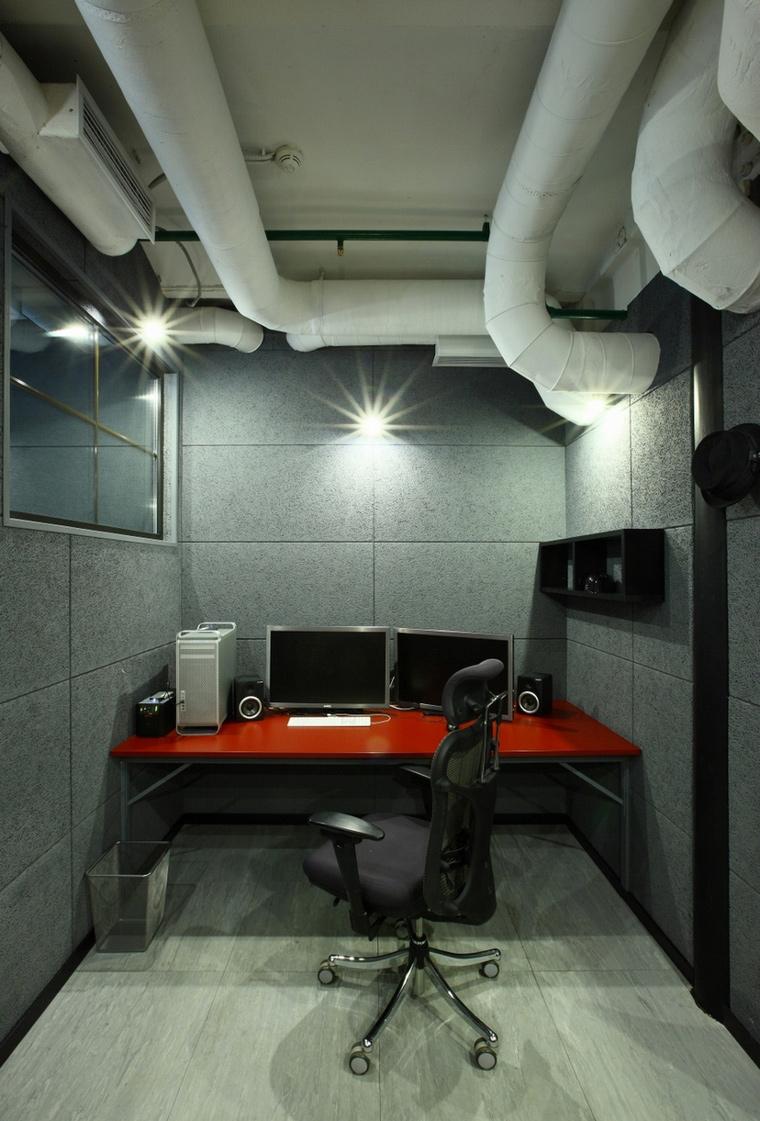 Дизайн офиса. офисы из проекта , фото №62240