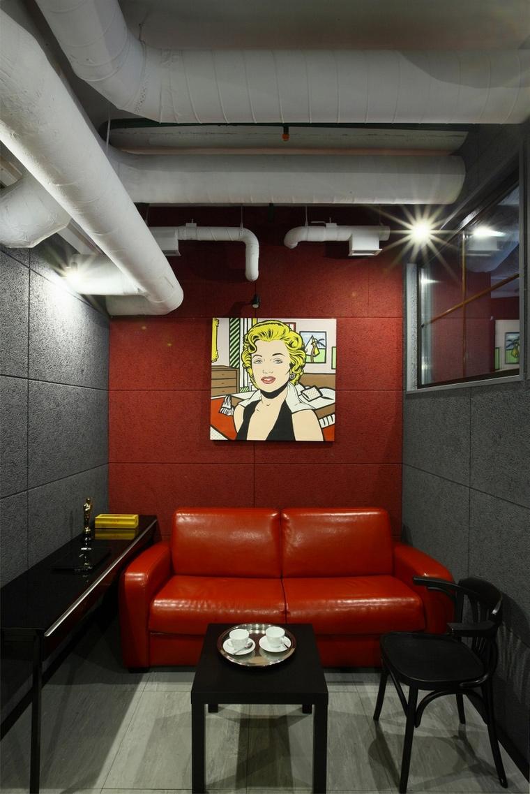 Дизайн офиса. офисы из проекта , фото №62241