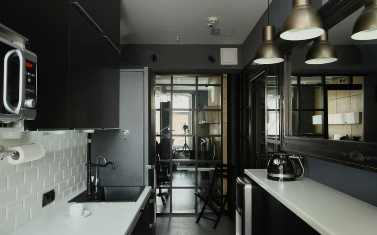 Дизайн офиса. офисы из проекта , фото №62244