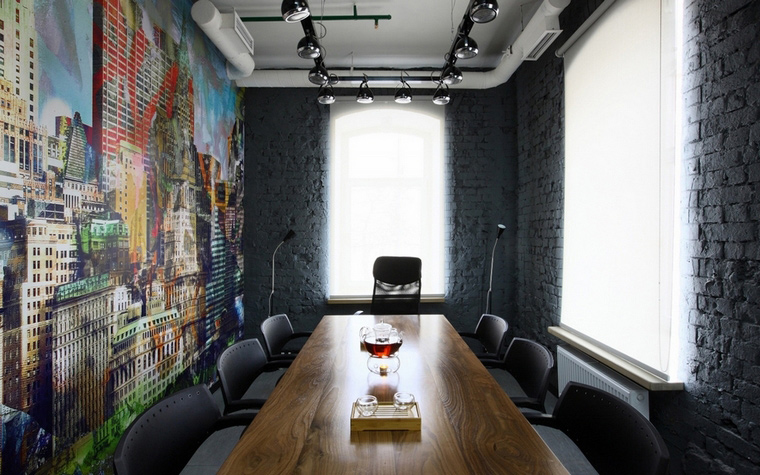 Дизайн офиса. офисы из проекта , фото №62252