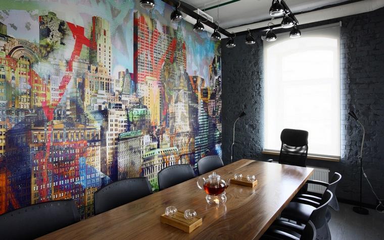 Дизайн офиса. офисы из проекта , фото №62253