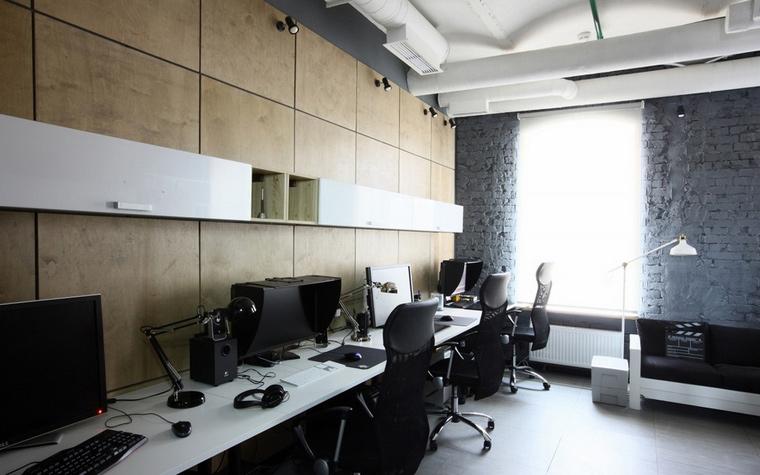 Дизайн офиса. офисы из проекта , фото №62231