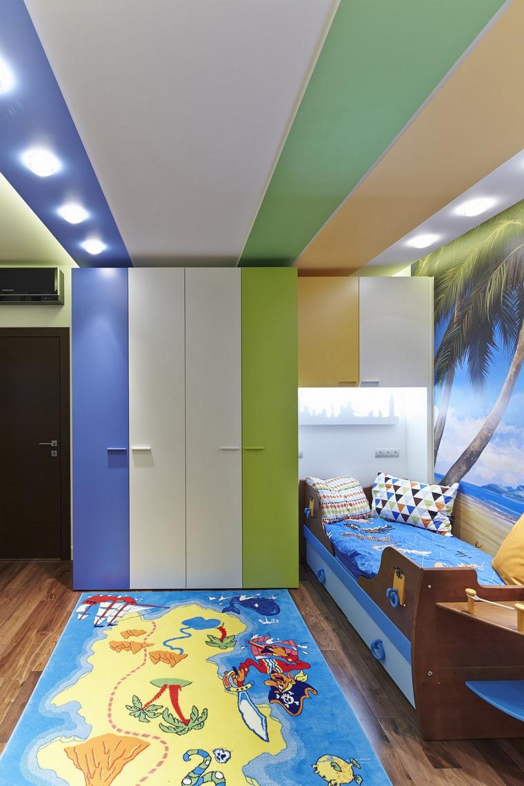 Фото № 62266 детская  Квартира