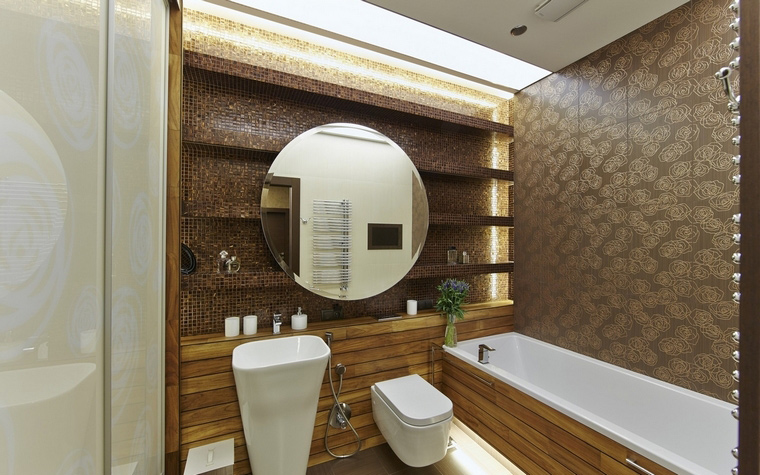 Фото № 62270 ванная  Квартира