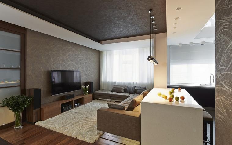 Фото № 62260 гостиная  Квартира