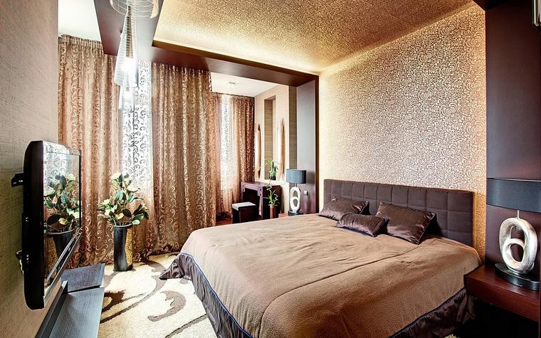 интерьер спальни - фото № 62283