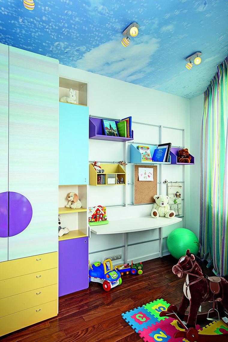 Фото № 62276 детская  Квартира