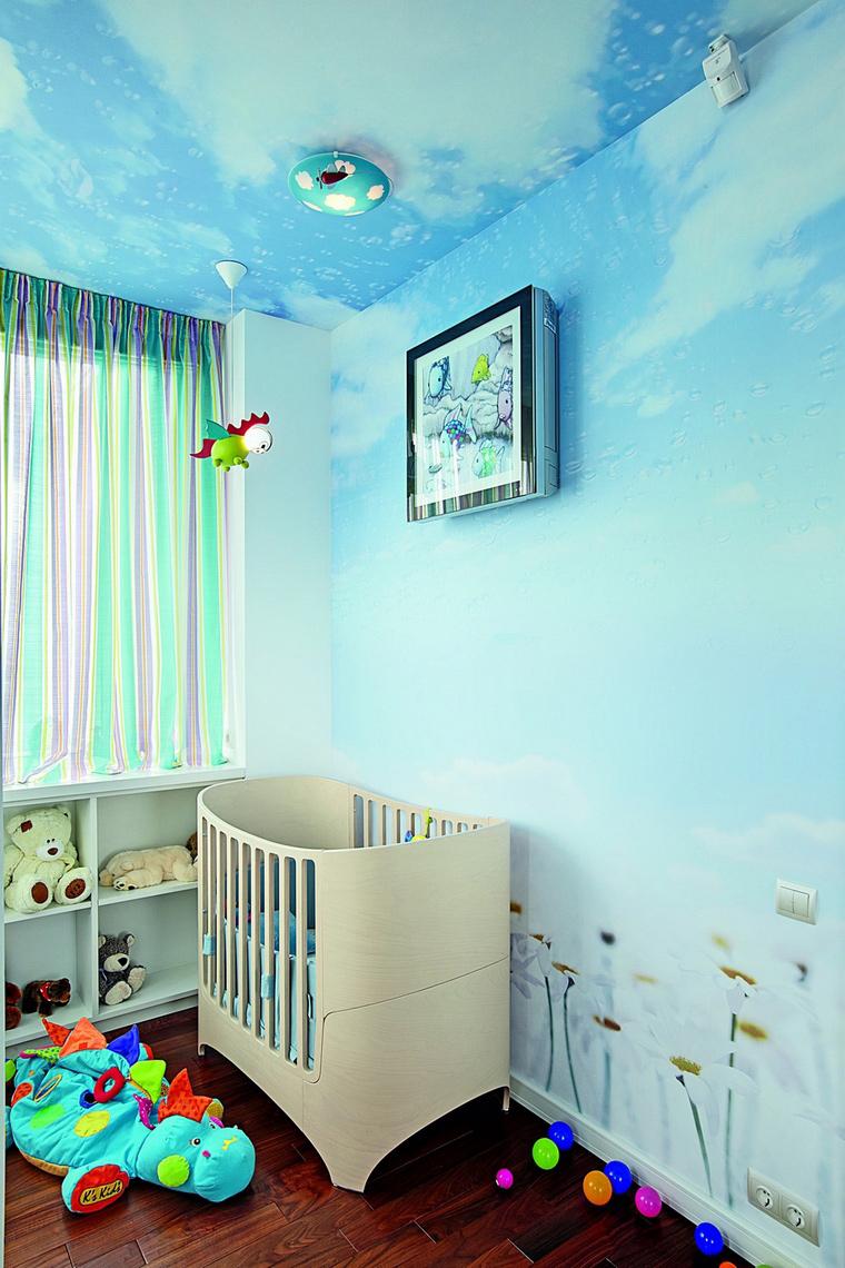 Фото № 62277 детская  Квартира