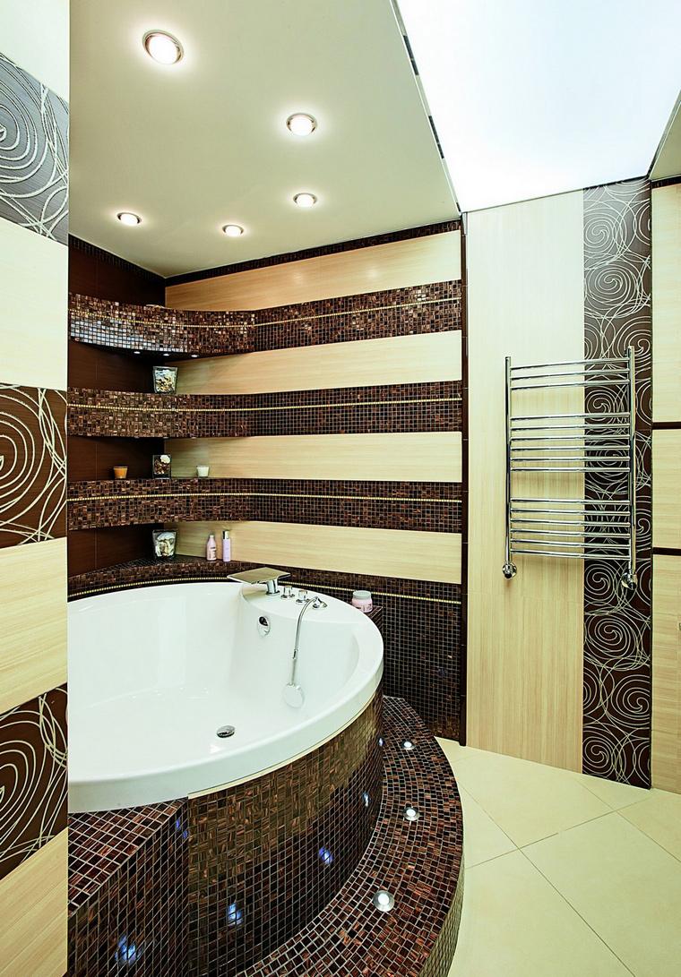 Фото № 62285 ванная  Квартира