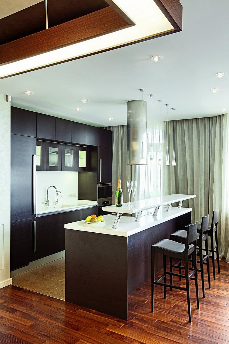 Фото № 62278 кухня  Квартира