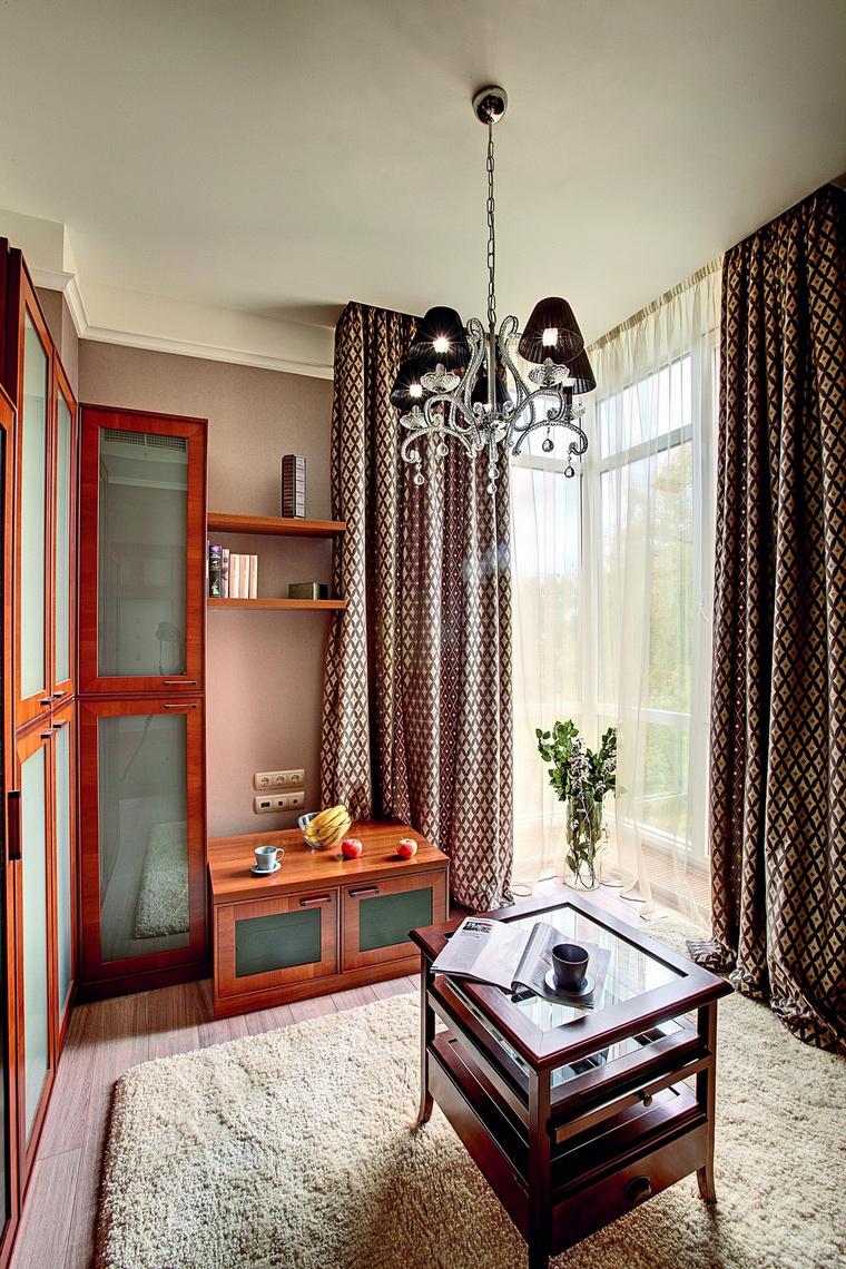 Фото № 62302 гостиная  Квартира