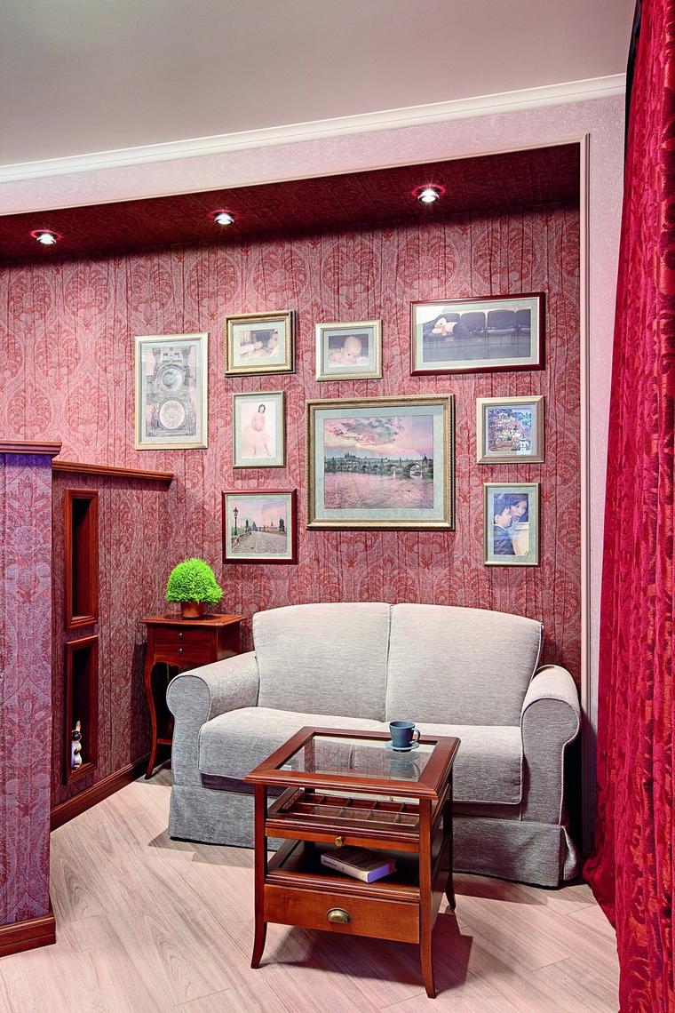 Фото № 62289 гостиная  Квартира