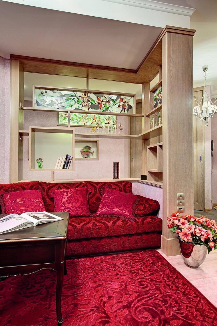 Фото № 62286 гостиная  Квартира