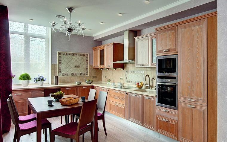 Фото № 62290 кухня  Квартира