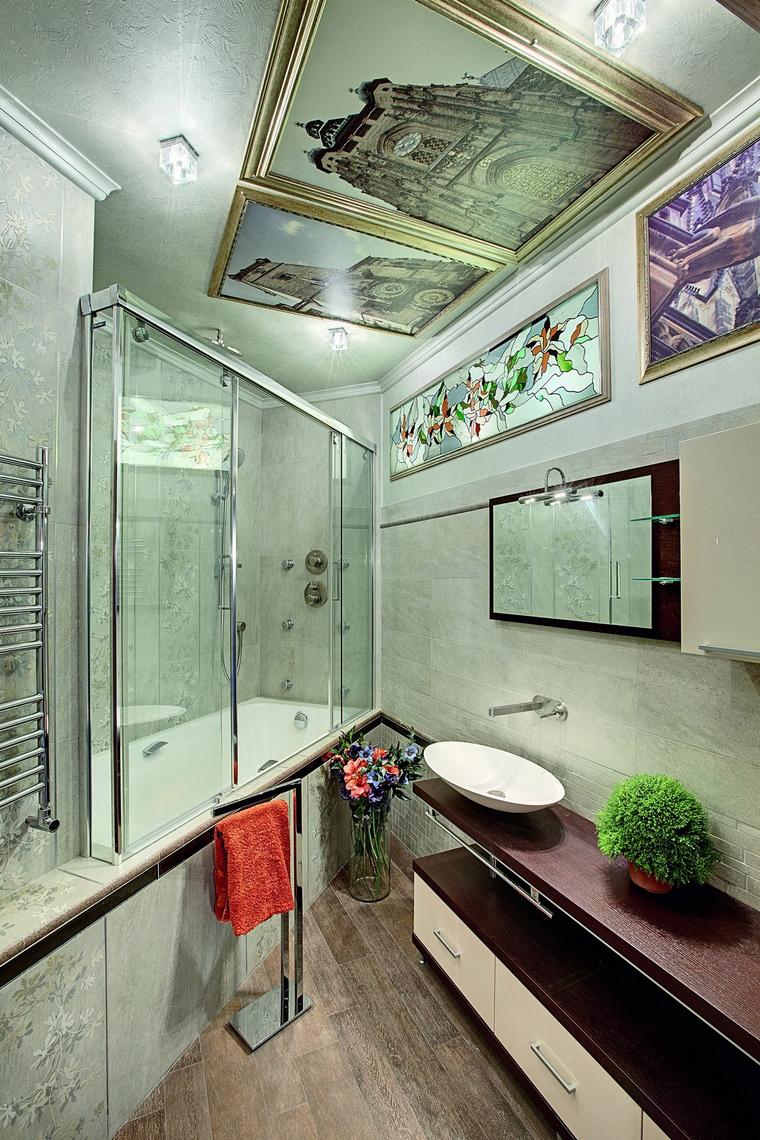 интерьер ванной - фото № 62297
